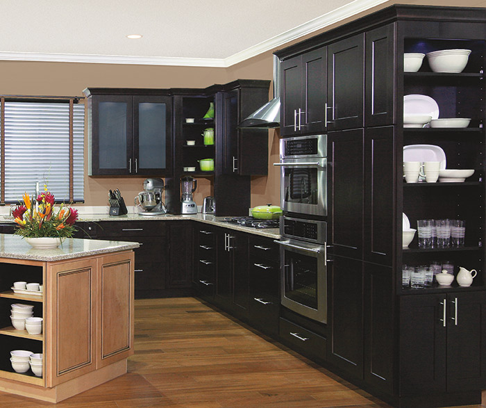 Java Kitchen Cabinets Home Ideas Style Concepts For Garden